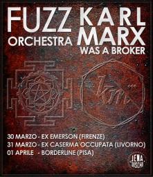FUZZ ORCHESTRA + KMWAB