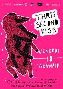 THREE SECOND KISS