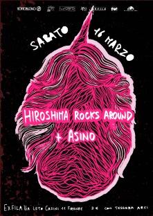 HIROSHIMA ROCKS AROUND