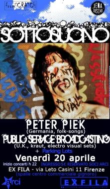 PETER PIEK + PSB