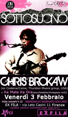 CHRIS BROKAWW