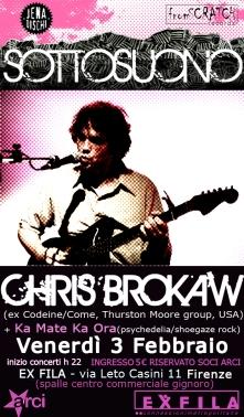 CHRIS BROKAWW