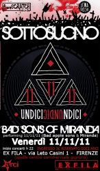 BAD SONS OF MIRANDA